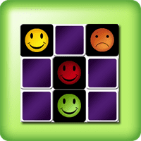 Memory smiley para adultos