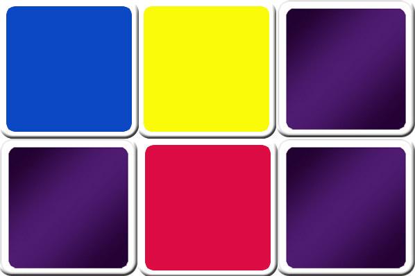 Colores Bebe.Juego De Memoria Con Colores Para Los Bebes